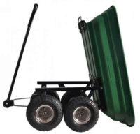 Velký zahradní vozík se sklopnou korbou GÜDE GGW 250