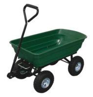 Zahradní sklápěcí vozík s objemem korby 70l