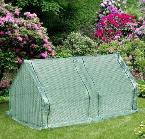 Kvalitní zahradní fóliovník na pěstování zeleniny