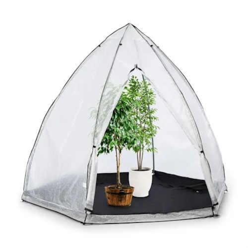 Zimní fóliovník pro pěstování rostlin i zeleniny
