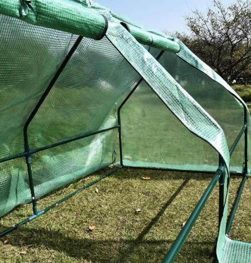 fóliovník prostorný pro pěstování zeleniny