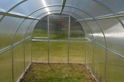 moderní kvalitní zahradní skleník