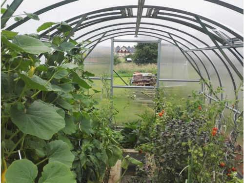 odolný skleník vhodný i do vyšších oblastí