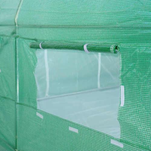 praktický zelený kvalitní fóliovník