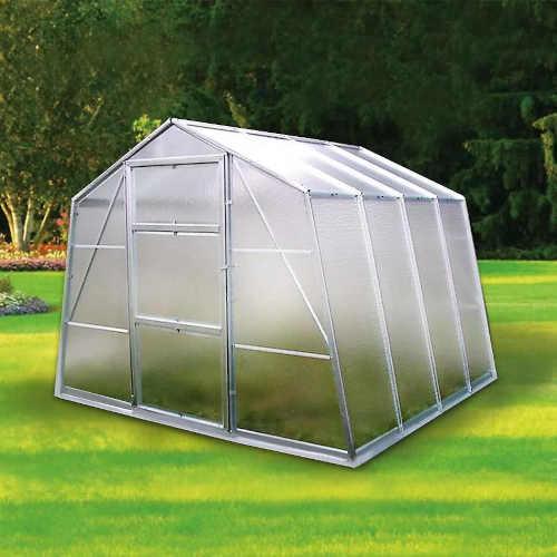 skleník do zahrady klasický