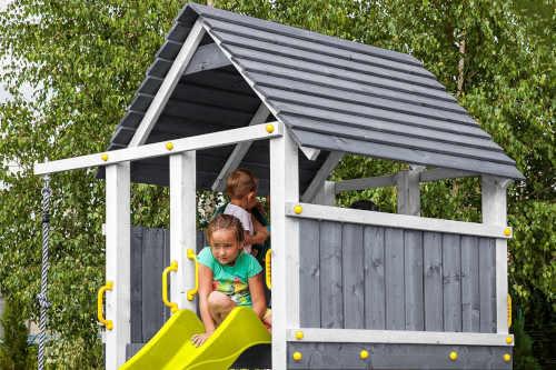 zahradní efektivní dětské hřiště