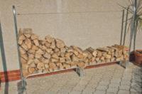 Stojan na štípané palivové dřevo Limes SPD 520