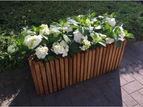 dřevěný zahradní box nejen na květiny