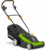 Levná elektrická sekačka na trávu Fieldmann FZR 2046-E