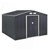 Zahradní kovový domek se základnou 277 x 319 x 192 cm