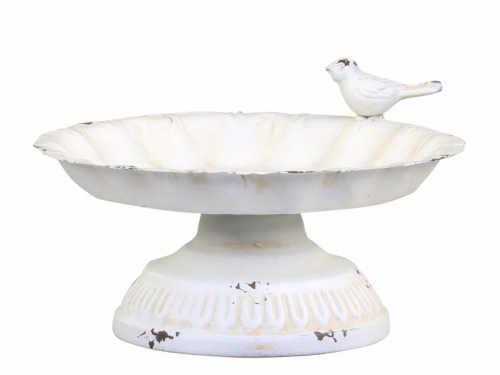 Krmítko-pítko pro drobné ptactvo
