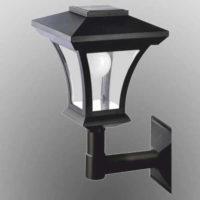 Moderní solární osvětlení do exteriéru