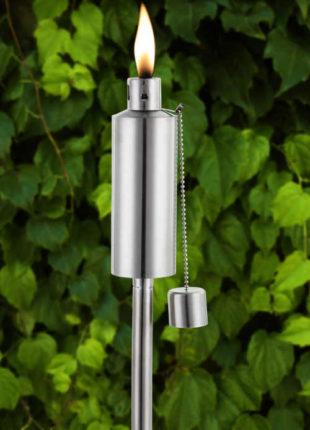 Zahradní olejová pochodeň - 6 ks v balení