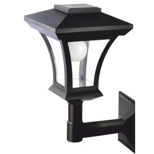 solární lampa s variabilním umístěním
