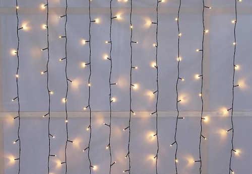závěs LED do exteriéru