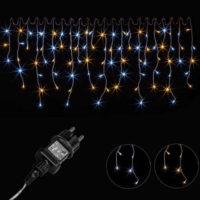 Venkovní LED světelný řetěz - déšť